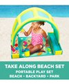 Aqua Leisure Take Along Beach-Time Play Set