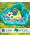 Aqua Leisure Beach Baby Splash Mat With Canopy