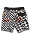 Volcom Boys' Flashback Swim Trunk (Toddler, Little Kid, Big Kid)