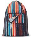 Speedo Printed Deluxe Ventilator Mesh Bag