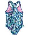 TYR Girls' Bolt Ella Maxfit One Piece Swimsuit (Toddler, Little Kid, Big Kid)