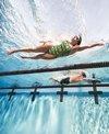 Speedo Women's Wave Wall Crossback One Piece Swimsuit