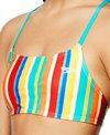 Speedo Women's Strappy Fixed Back Bikini Top