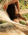 Roxy Women's Wildflowers Tiki Triangle Bikini Top