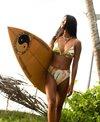 Roxy Women's Wildflowers Full Bikini Bottom