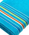 Dohler Turquoise  Beach Towel 40