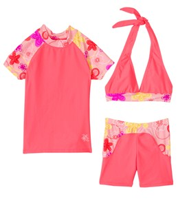 girls UV Sun Protective Sets