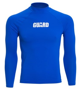 Mens Lifeguard Rash Guards