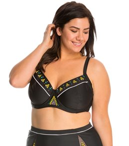 Plus Size Bra Sized Swimwear