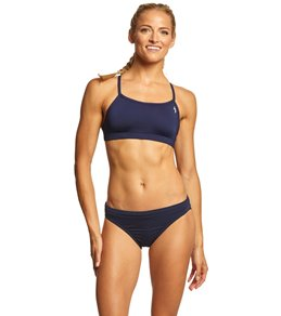 caf0116e49 Illusions Activewear Women's Natalie Two Piece Workout Swimsuit Set Quick  view. Video