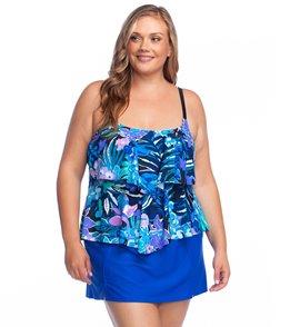 Women\'s Plus Size Fashion Swimwear at SwimOutlet.com