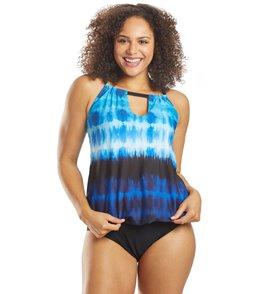 Women S Missy Fashion Blouson One Piece Swimsuits At Swimoutlet Com