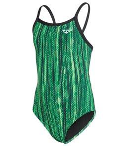 CRAZY GOTEND Girls Swimwear One-Piece Swimsuit Beach Bathing Suit