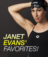 Janet Evans' Favorites!