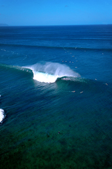 different wave types for surfing
