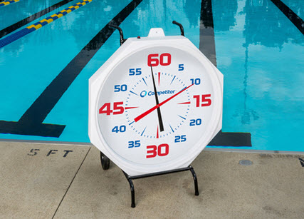 Understanding The Pace Clock In Swimming