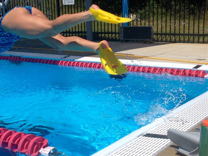 Sdo Nemesis Swim Fins