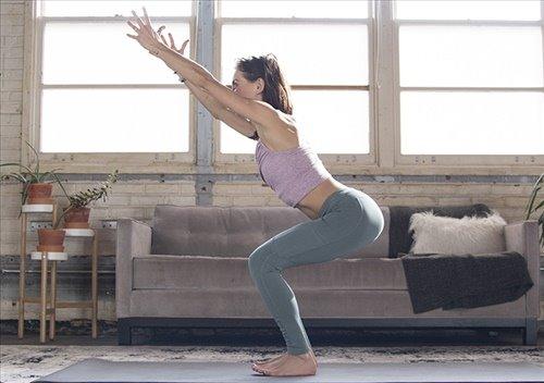 8eb30eaf86 Teeki Blue Border Town Women's Hot Yoga Pants ($72) Fabrics: 79% Recycled  P.E.T., 21% Spandex