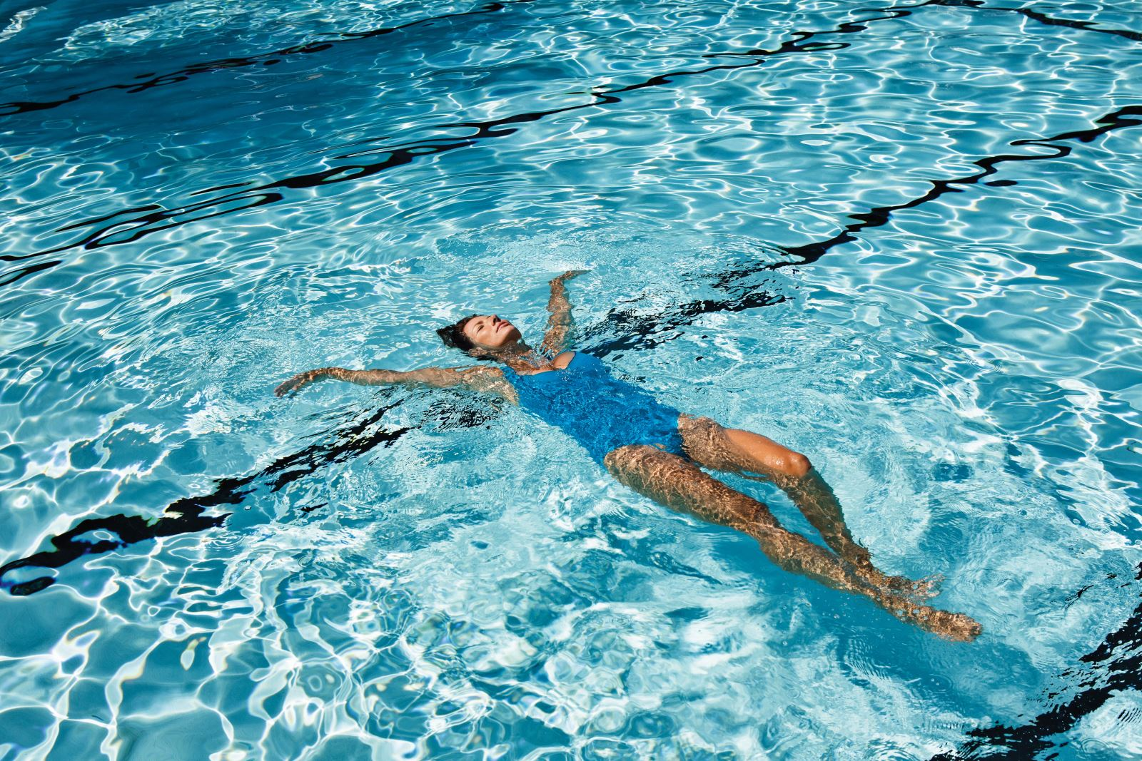 How to Float for Swimming