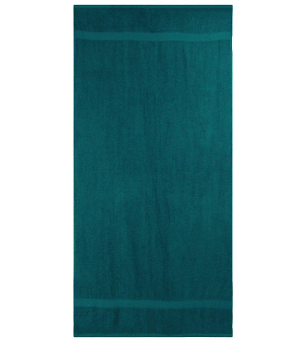 "Beach Towel: Royal Comfort Terry Cotton Beach Towel 32"" X 64"" At"