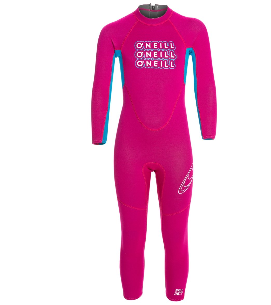 77309eb454bd1 O'Neill Toddler 2mm Reactor Full Wetsuit at SwimOutlet.com - Free ...