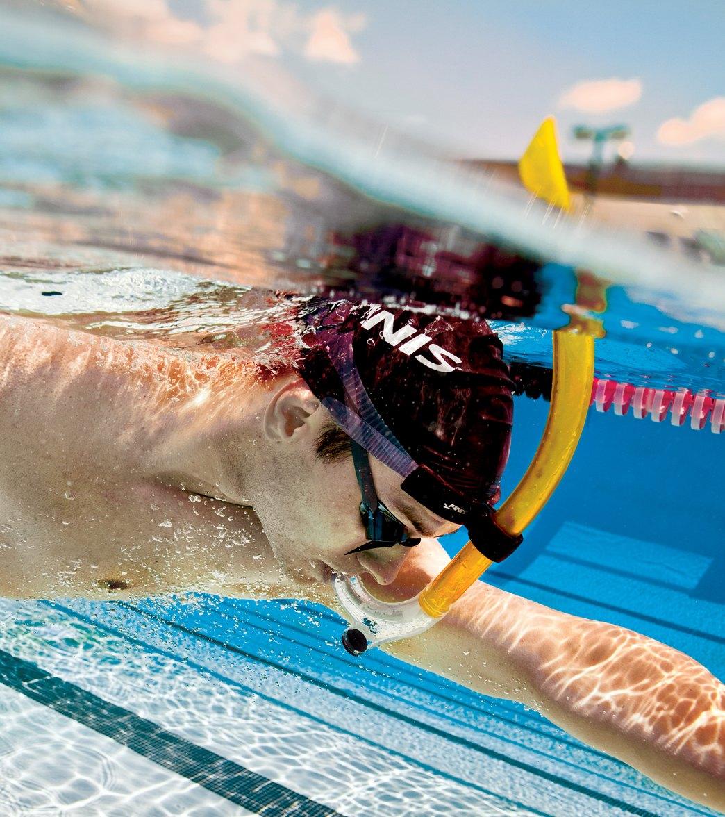 FINIS Swimmer s Swim Snorkel at SwimOutlet.com 43985121f