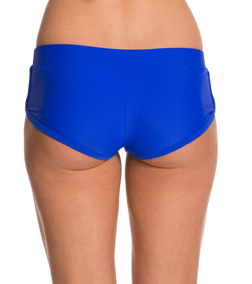 5eda5860cdae2b Body Glove Swimwear Smoothies Sidekick Sporty Boy Short Bikini Bottom
