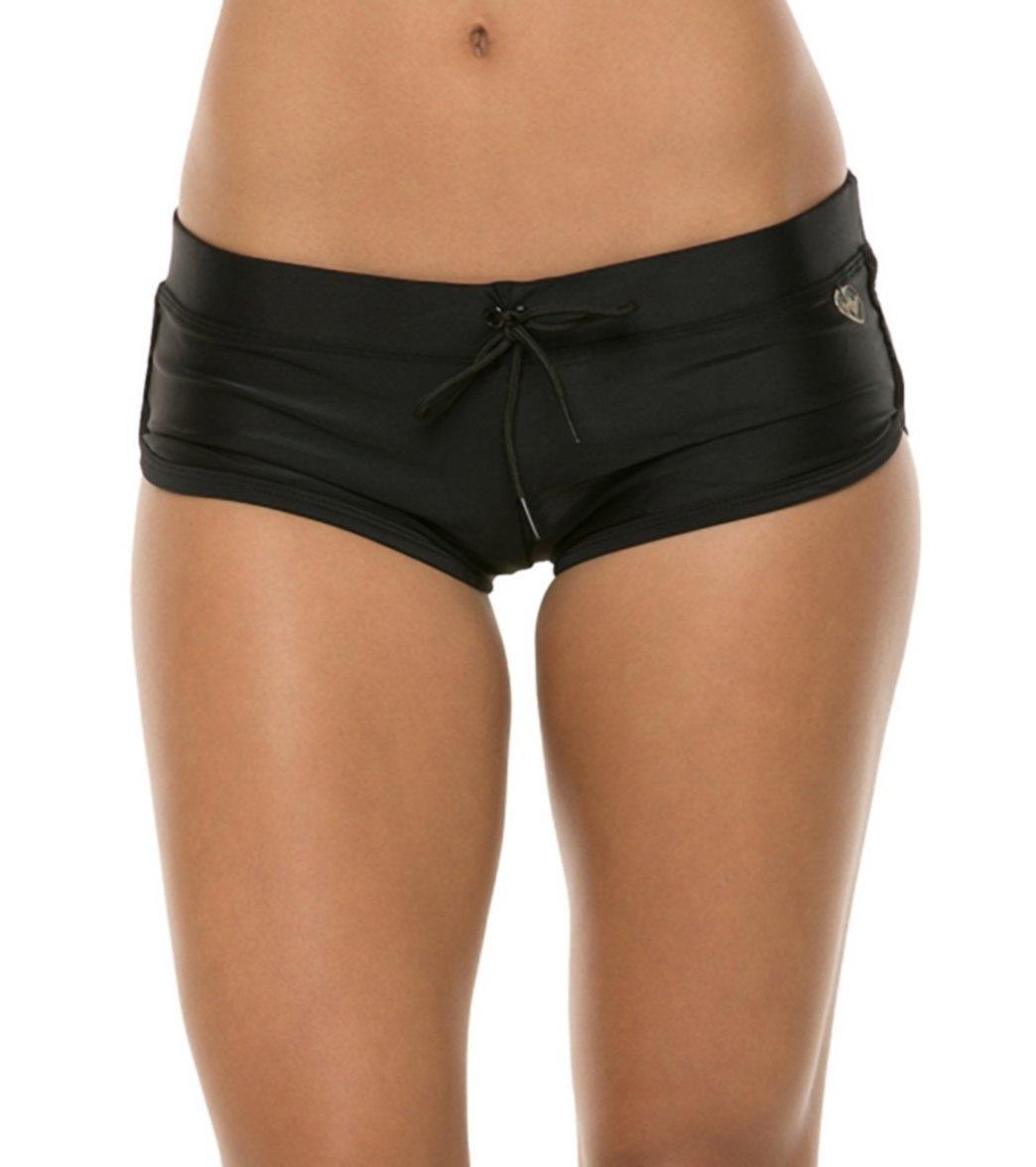 Body Glove Swimwear Smoothies Sidekick Sporty Boy Short Bikini Bottom