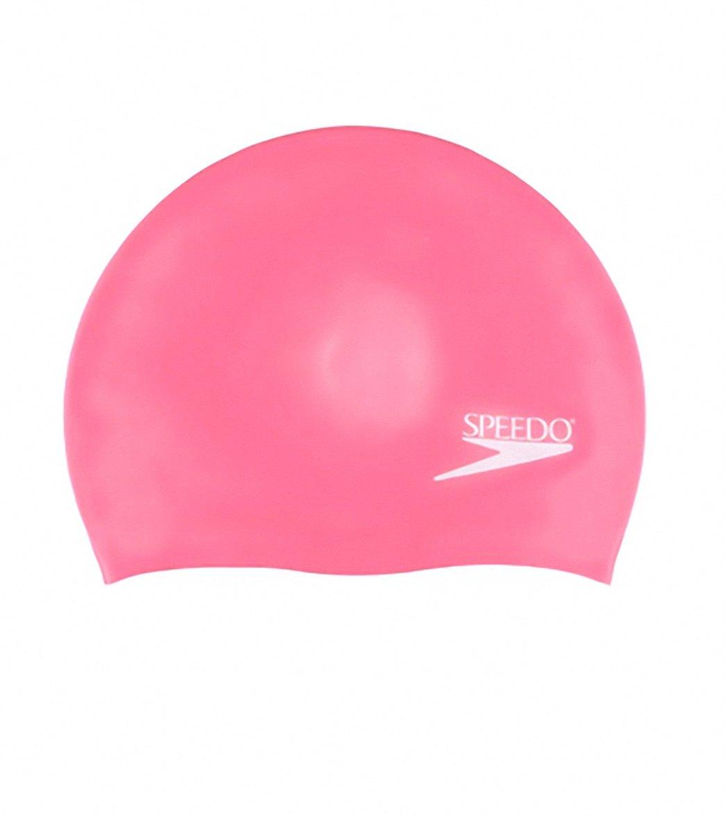 c25a78d2f31 Speedo Silicone Swim Cap at SwimOutlet.com