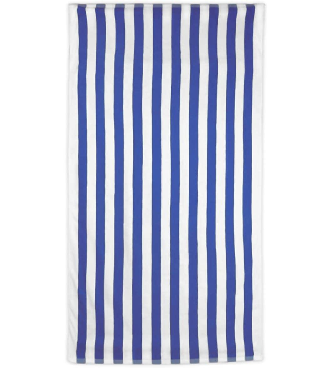 Resort Striped Beach Towel