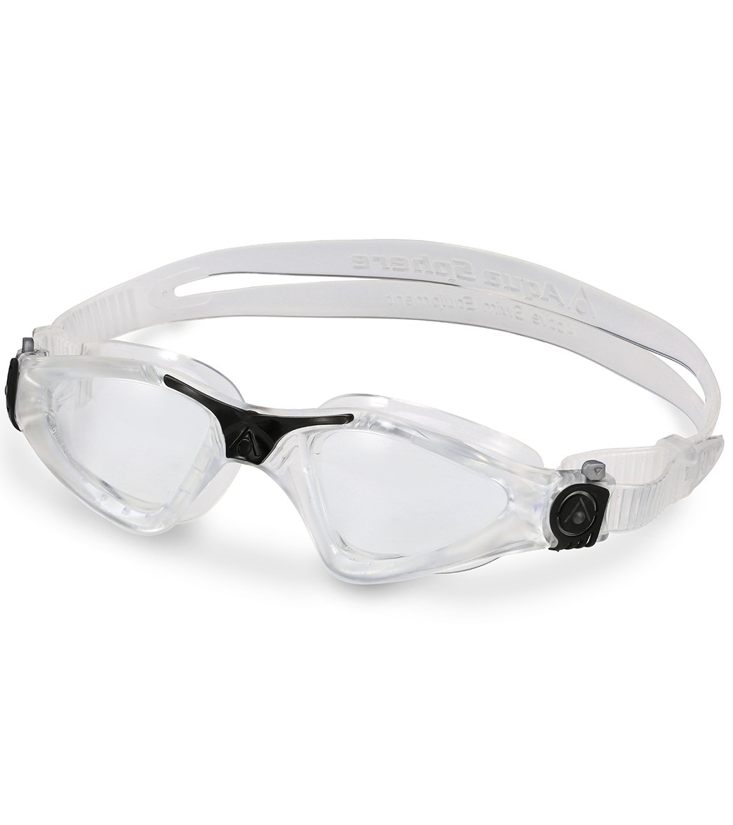 527ad93a6a Aqua Sphere Kayenne Goggle Clear Lens at SwimOutlet.com