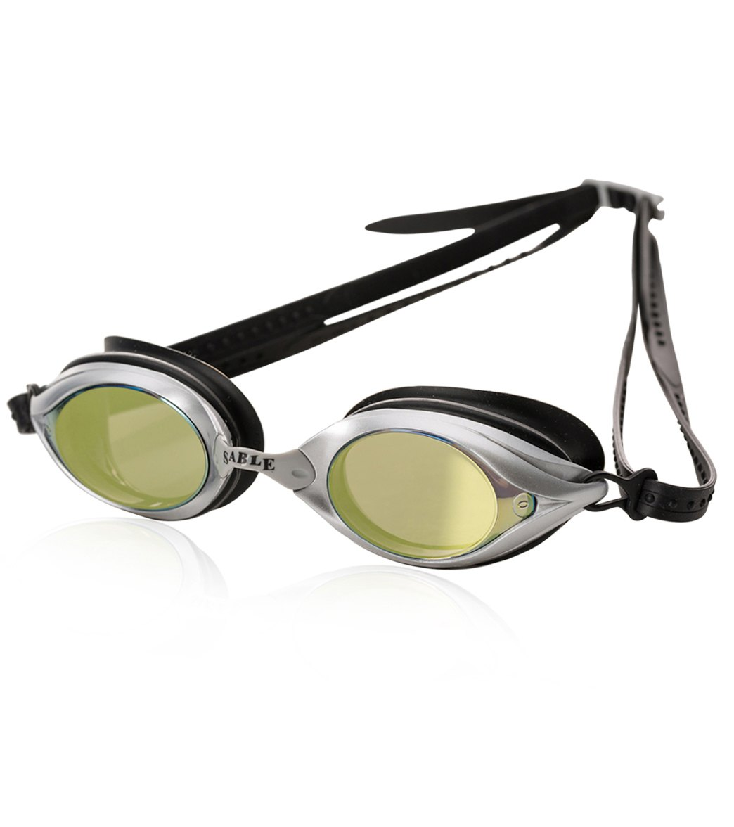 057390249f2 Sable Water Optics Competitive Mirrored Goggle at SwimOutlet.com ...