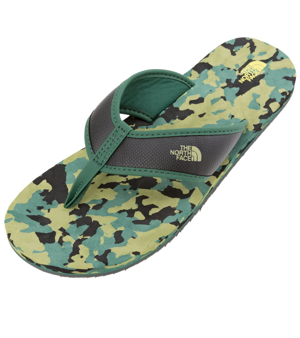ef71cc34d7a35e The North Face Boys  Base Camp Flip Flop (Toddler