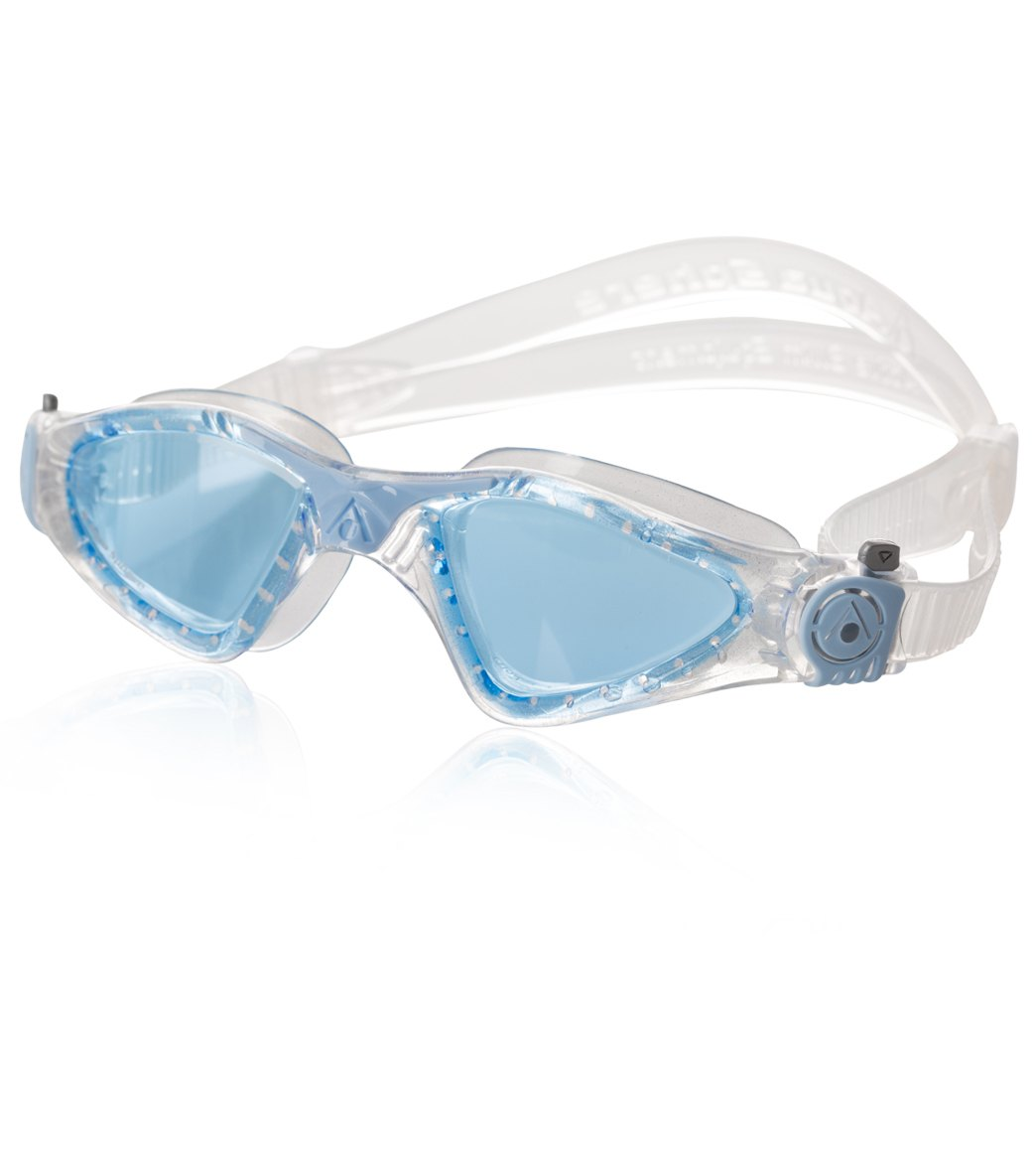 252557f799 Aqua Sphere Kayenne Lady Goggle Blue Lens at SwimOutlet.com