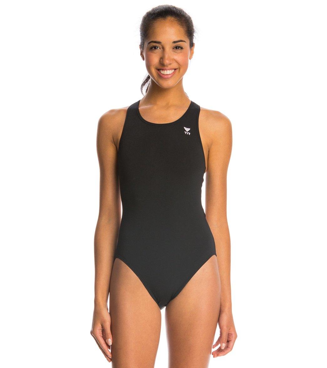 TYR Durafast Solid Maxfit One Piece Swimsuit