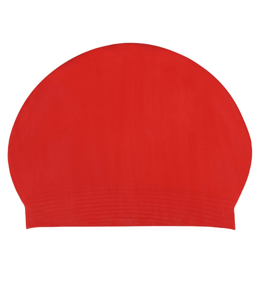 bc4d8118a3d Sporti Latex Swim Cap at SwimOutlet.com