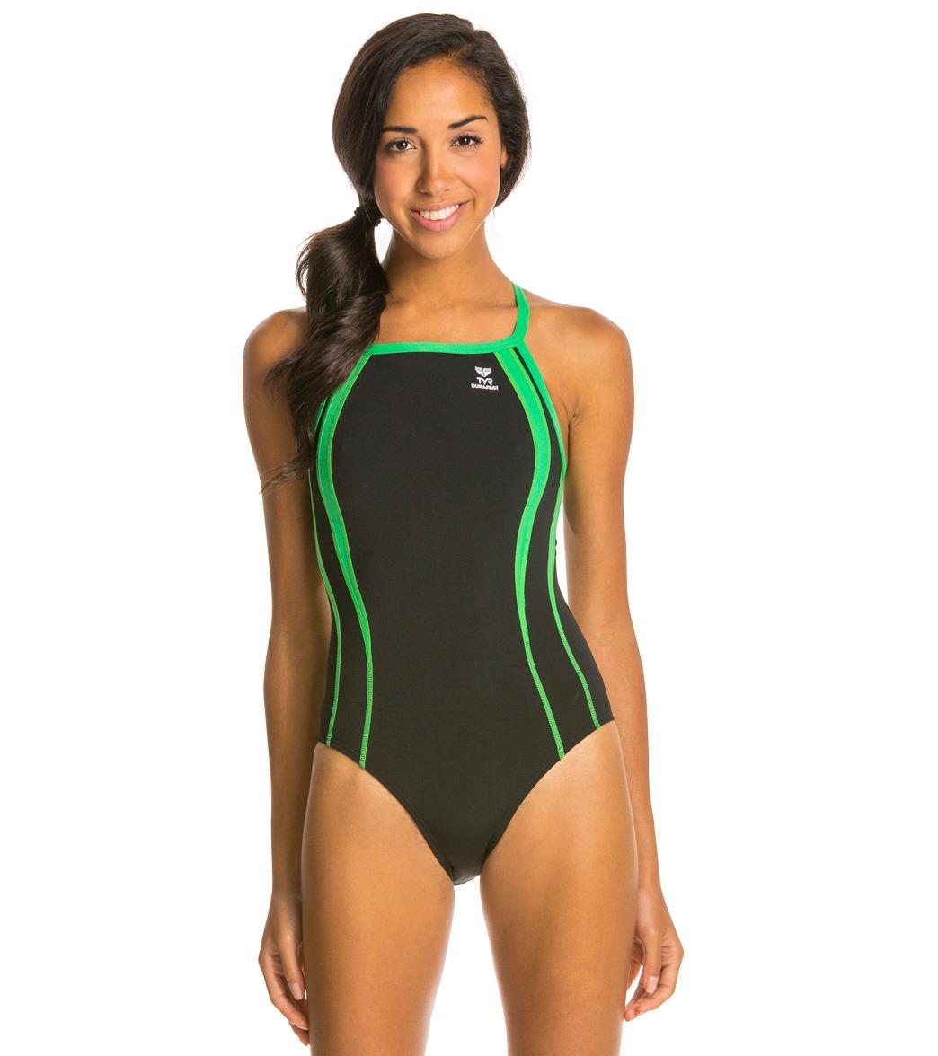 TYR Durafast Splice Diamondfit One Piece Swimsuit