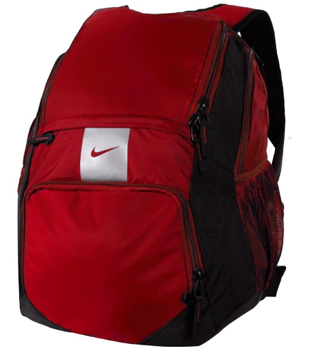 d2d35af338 Nike Swim Solid Team Backpack at SwimOutlet.com - Free Shipping