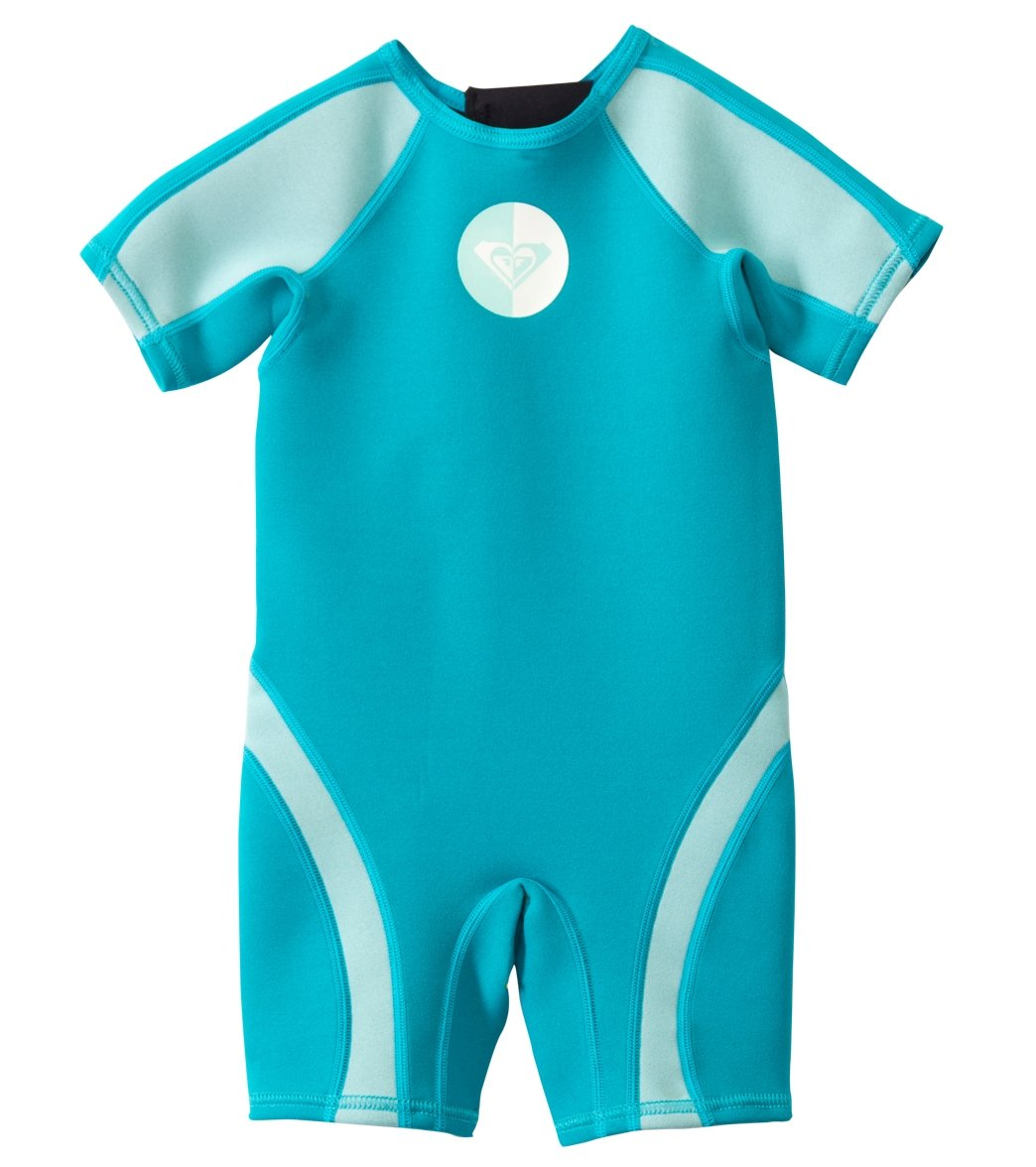 dcd700561c ... Roxy Toddler Syncro 1.5mm Short Sleeve Spring Suit Wetsuit. Share