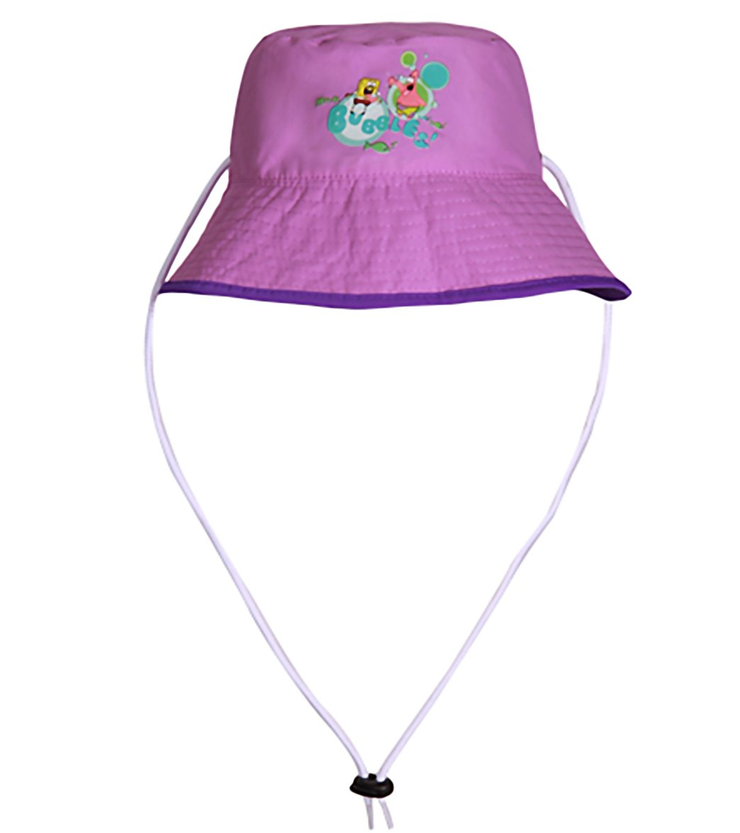 9c09f4f64749b Tuga Spongebob Bubbles Bucket Hat at SwimOutlet.com