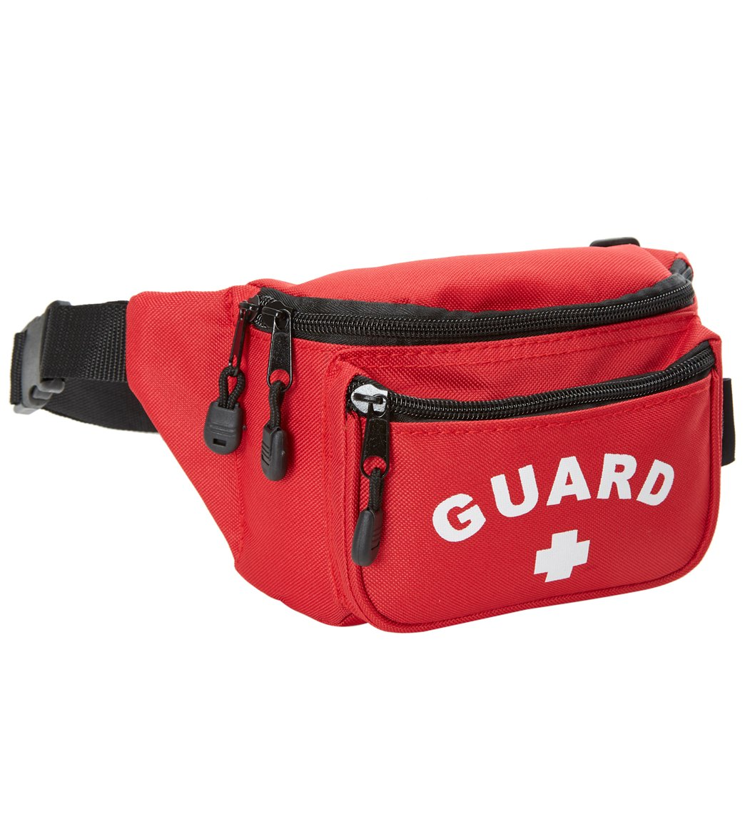 5acb48d6b270 KEMP Lifeguard Fanny Pack at SwimOutlet.com