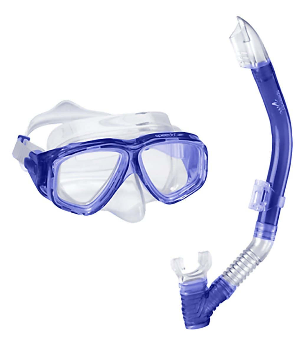 Speedo Adult Adventure Mask and Snorkel Set at SwimOutlet.com 9166931085