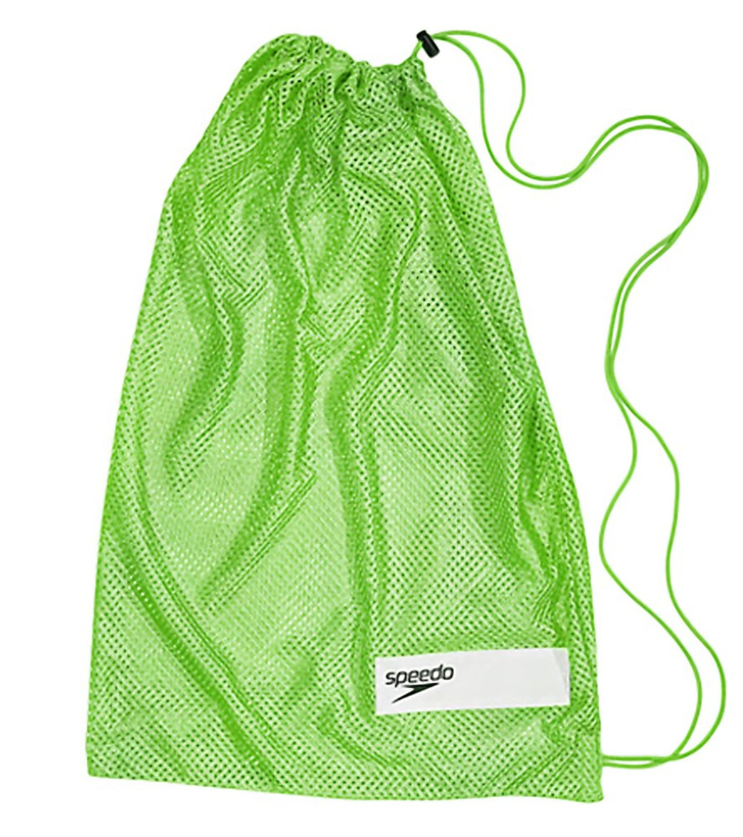 8c3e7a7d41 Speedo Mesh Equipment Bag at SwimOutlet.com