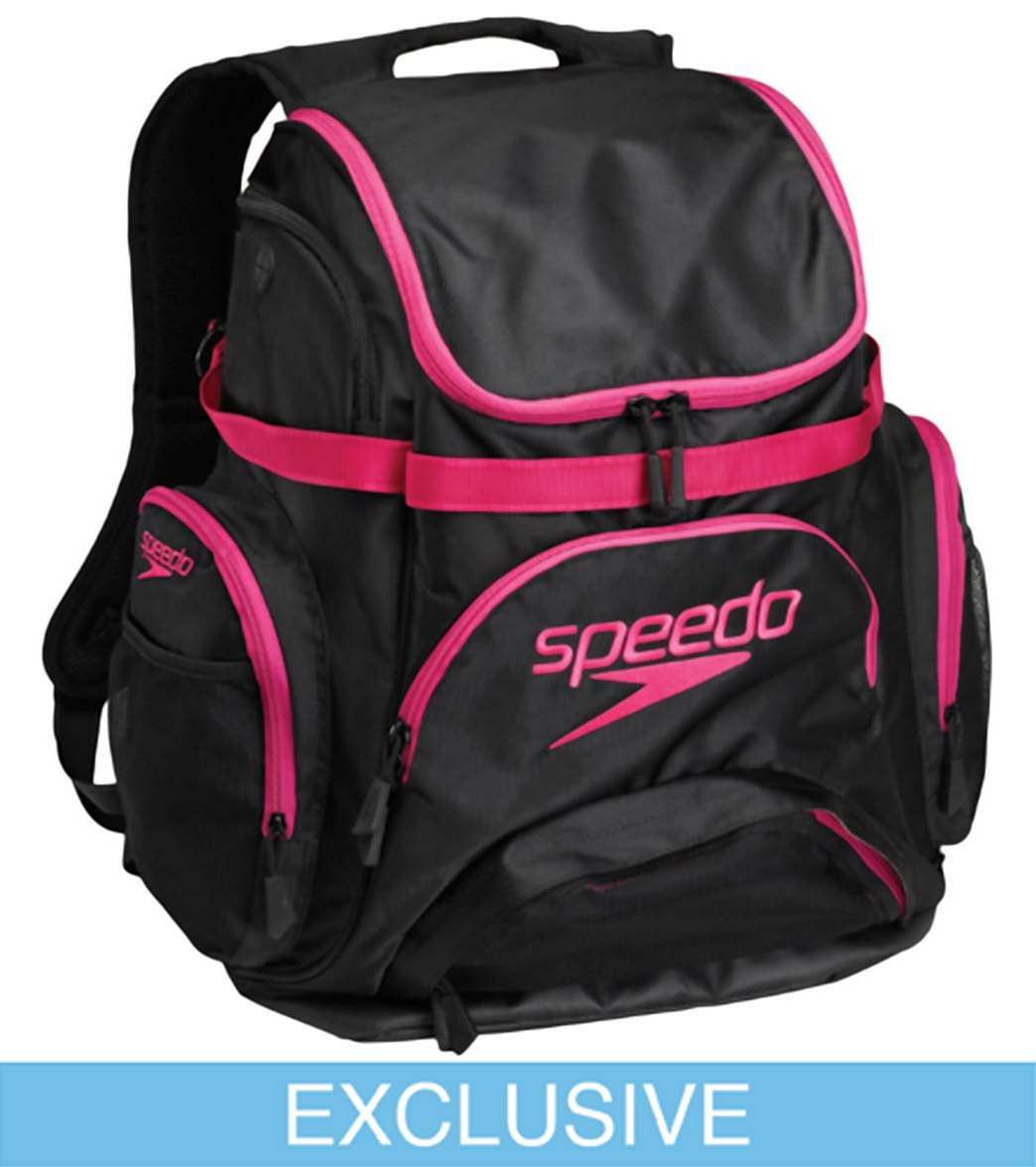 6ae9f10056e5 Speedo Large Pro Backpack at SwimOutlet.com - Free Shipping
