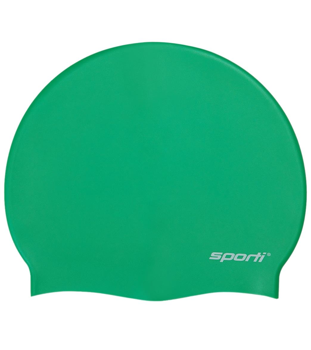 Sporti Silicone Swim Cap at SwimOutlet.com 379e7098643e
