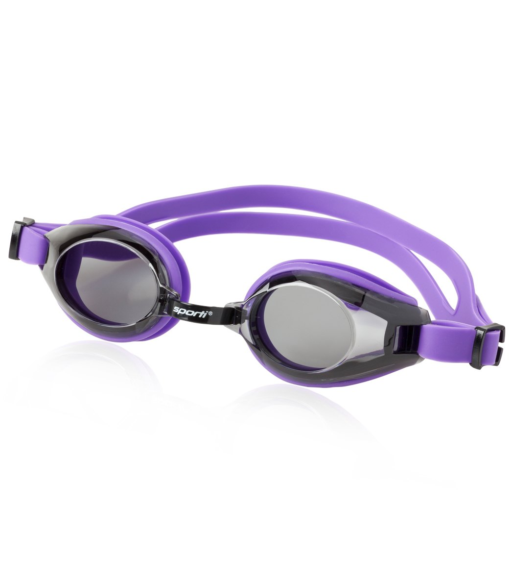 4af2c4097f Sporti Antifog Plus Goggle at SwimOutlet.com