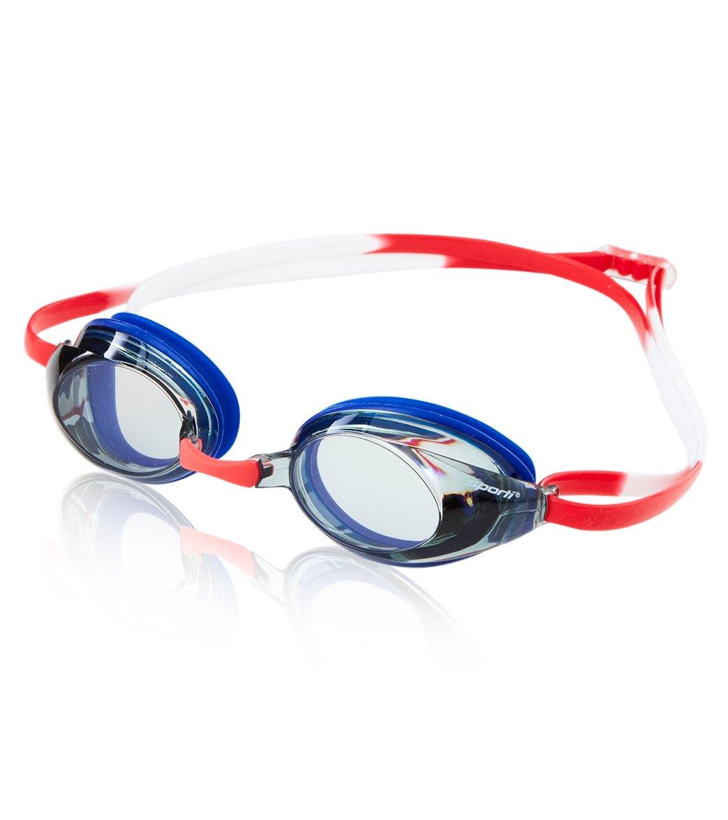 Senior Size Anti Fog Swimming Googles Junior