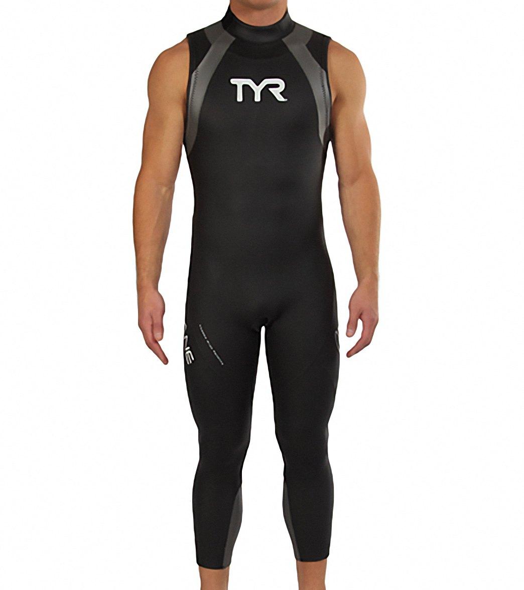 d65c5d9a360b1 TYR Men s Hurricane Cat 1 Sleeveless Wetsuit at SwimOutlet.com ...