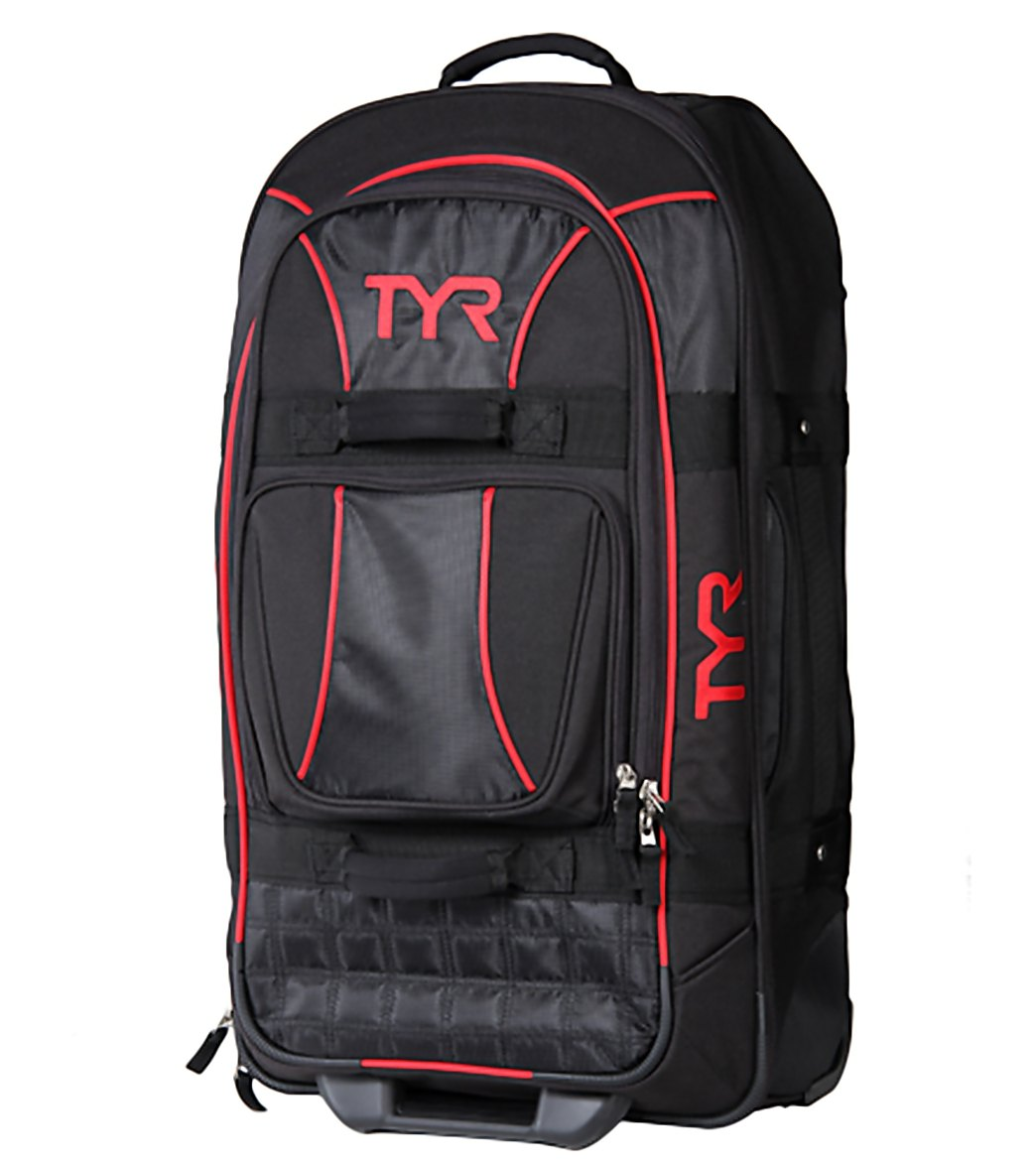 5161a68d1 TYR Large Wheel Luggage at SwimOutlet.com - Free Shipping