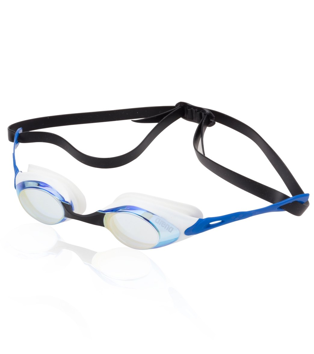 Arena Cobra Mirror Open Water Swimming Goggles